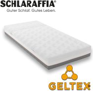 Schlaraffia GELTEX Quantum Touch 220 Gelschaum Matratze 140x210 cm (Sondergröße), H2