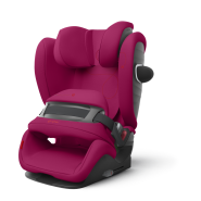 CYBEX 'PALLAS G I-SIZE' Autokindersitz 2021 Magnolia Pink Kollektion, 9 bis 36 kg (Gruppe 1/2/3)