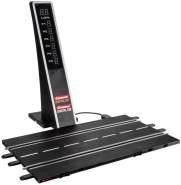 Carrera Digital - Position Tower inkl. Adapter Unit - Positions- und Rundenanzeiger mit LED für die Systeme DIGITAL 124 und DIGITAL 132