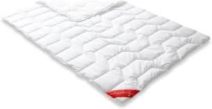 Badenia Bettcomfort 03857210140 Steppbett Trendline Basic kochfest leicht 135 x 200 cm weiß
