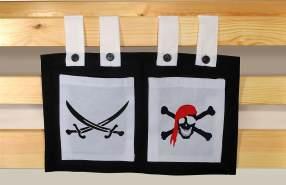 Betttasche 'Pirat'