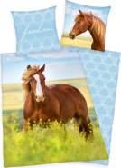 Herding 'Freedom' Pferde Bettwäsche 135 x 200 cm