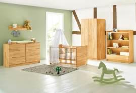Pinolino 'Natura' 3-tlg. Babyzimmer-Set natur, breit