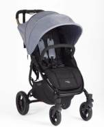 Valco Baby Buggy Snap 4 Original Black inkl. Dach in dove grey