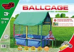Quadro Ballcage ohne Pool