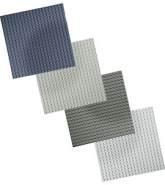 Basis-Bauplatten Set klein Grau