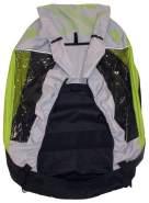 XLC Unisex– Erwachsene BS-X03 Body für Kinderanhänger, gelb, Standard