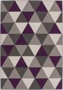 Now! 200 Multi / Violett 160x230 cm