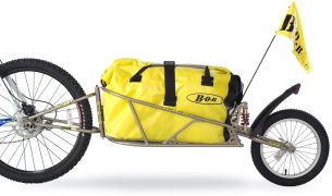 BOB Ibex Transportanhänger für ATB 28 mit Bag