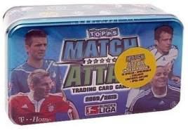 Topps - Match Attax Collectors Tin Patrick Ebert Saison 2009-2010