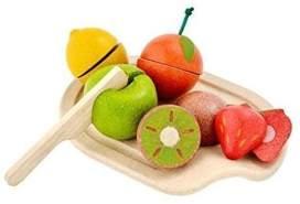 Plantoys - Spielzeug-Früchte zum Schneiden