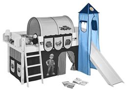 Lilokids 'Bob der Baumeister' Turm - für Hochbett, Spielbett mit Rutsche
