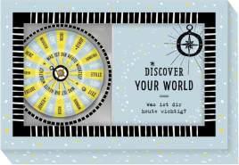 Coppenrath 'Discover your world - Was ist dir heute wichtig?' Schachtelspiel