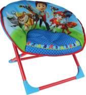 Paw Patrouillen Stuhl Junge blau / rot 52 x 46 x 45 cm