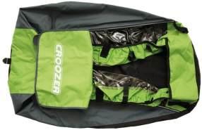 Croozer Body/Verdeck für Fahrradanhänger Kid 1 ab 2014 peppermint green