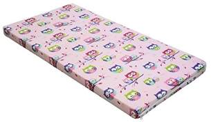 Best For Kids Rollmatratze 70 x 140 cm rosa