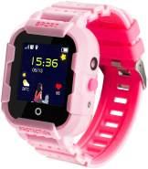 JBC Weltentdecker Kinder-Smartwatch GPS ohne Abhörfunktion Pink