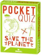 Moses 'Save the planet' Pocket Quiz