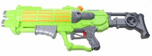Wasserpistole Space 75 cm grün