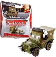 Mattel - Sarge Headset   Disney Cars   Cast 1:55 Fahrzeuge Auto