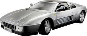 Bburago - 1:18 Modellauto Ferrari 348ts (15616006GY)