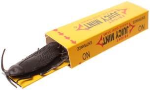 Small Foot Scherz Kaugummi gelb junior 9 x 2 cm