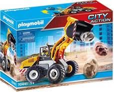 Playmobil City Action 70445 'Radlader', 25 Teile, ab 5 Jahren