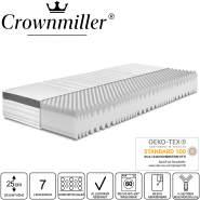 """""""Crownmiller Platin KS - Komfortschaummatratze H2, 100x200 cm"""""""