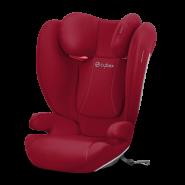 Cybex Silver 'Solution B-Fix' Autokindersitz 2020 Dynamic Red Gruppe 2/3