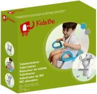 KidsBo Toilettentrainer in Blau/Weiß