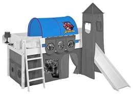 Lilokids 'Spiderman' Tunnel - für Hochbett, Spielbett und Etagenbett