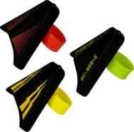 Die Spiegelburg - Finger-Taschenlampe Wild + Cool, Batterien incl., sortiert, 1 Stück, zufällige Auswahl, keine Vorauswahl möglich