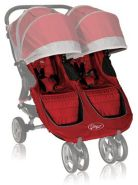 baby jogger CITY MINI Double 2013 Sitzbezug crimson