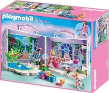 Playmobil Princess 5359 'Mein Mitnehm-Köfferchen Prinzessinnen-Geburtstag', 99 Teile, ab 4 Jahren