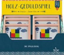 Die Spiegelburg Holz-Geduldspiel Reisezeit Kids, 1 Stück