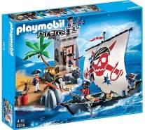 Playmobil 5919 - Piratenangriff auf die Soldatenbastion