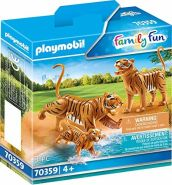Playmobil Family Fun 70359 '2 Tiger mit Baby', 3 Teile, ab 4 Jahren