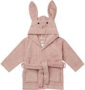Liewood Lily Kinderbademantel 3-4 Jahre Rabbit rose