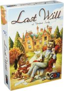 Czech Games Edition CGE00016 Last Will, Spiel