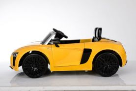 Kinder Elektroauto Sportwagen Audi R8 Lizenziert