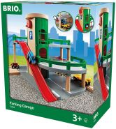 Brio GmbH BRIO trein Parkeergarage 33204