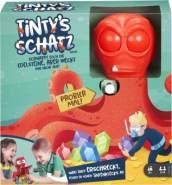 Mattel Games GRF96 - Tinty's Schatz Spiel für Kinder ab 5 Jahren