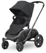 Quinny Hubb Kinderwagen Black On Black