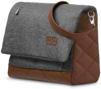 ABC Design Wickeltasche Urban 2020/2021 Asphalt