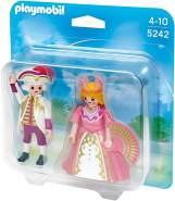 PLAYMOBIL - Figuren Duo Pack Graf und Gräfin 5242