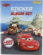 Disney Cars - Sticker Album Set