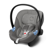 CYBEX 'Aton M' Babyschale 2020 Soho Grey von 0 bis 13 kg (Gruppe 0+) Isofix
