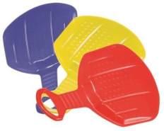 Schnee-Rutscher-Schippe - 1x Stück, zufällige Farbauswahl