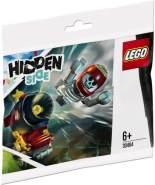 LEGO Hidden Side - El Fuegos Stunt-Kanone 30464