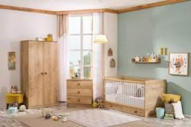 Cilek 'Mocha Baby' 5-tlg. Babyzimmer-Set